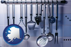 alaska restaurant kitchen utensils