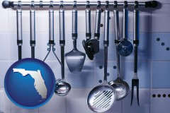florida restaurant kitchen utensils