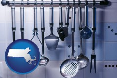massachusetts restaurant kitchen utensils