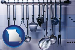 missouri restaurant kitchen utensils