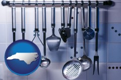 north-carolina restaurant kitchen utensils