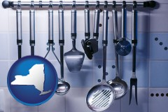new-york restaurant kitchen utensils