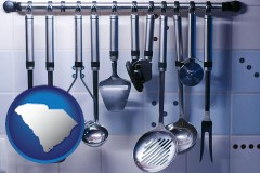 south-carolina restaurant kitchen utensils