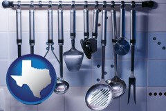 texas restaurant kitchen utensils