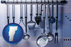 vermont restaurant kitchen utensils