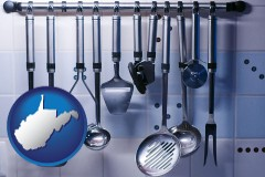 west-virginia restaurant kitchen utensils
