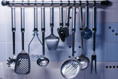 restaurant kitchen utensils