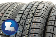 louisiana tires