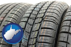 west-virginia tires
