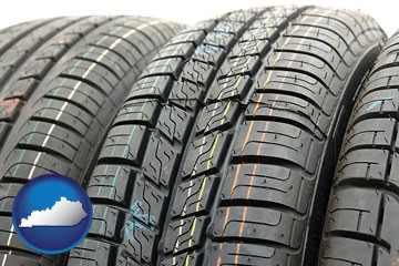 tires - with Kentucky icon