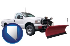 nevada a pickup truck snowplow accessory