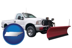 tennessee a pickup truck snowplow accessory