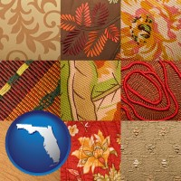 florida upholstery fabric swatches