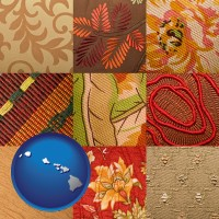 hawaii upholstery fabric swatches