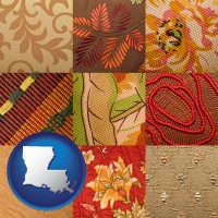 louisiana upholstery fabric swatches