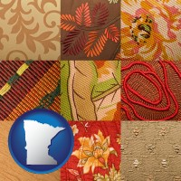 minnesota upholstery fabric swatches