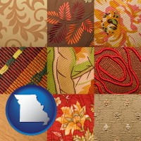 missouri upholstery fabric swatches