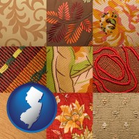 new-jersey upholstery fabric swatches
