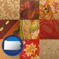 pennsylvania upholstery fabric swatches