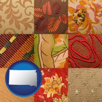 south-dakota upholstery fabric swatches