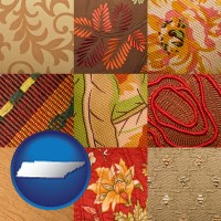 tennessee upholstery fabric swatches
