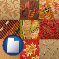 utah upholstery fabric swatches