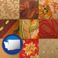 washington upholstery fabric swatches