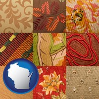 wisconsin upholstery fabric swatches
