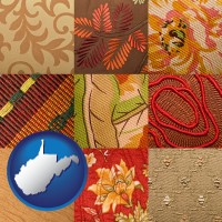 west-virginia upholstery fabric swatches