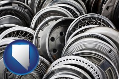 nevada used hubcaps