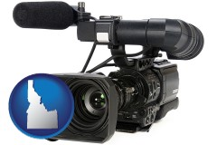 idaho a professional-grade video camera
