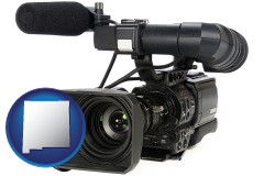 new-mexico a professional-grade video camera