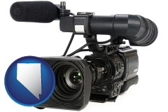 nevada a professional-grade video camera