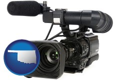 oklahoma a professional-grade video camera