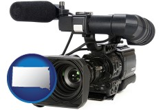 south-dakota a professional-grade video camera