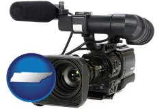 tennessee a professional-grade video camera