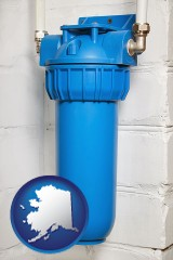 alaska a water treatment filter