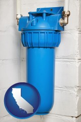 california a water treatment filter