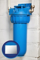 colorado a water treatment filter