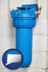 connecticut a water treatment filter