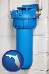 florida a water treatment filter