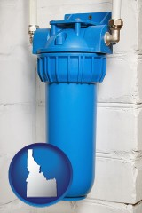 idaho a water treatment filter