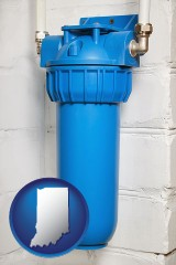 indiana a water treatment filter