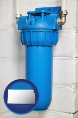 kansas a water treatment filter