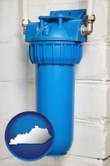 kentucky a water treatment filter