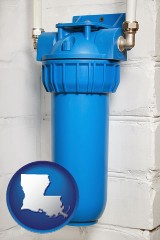 louisiana a water treatment filter