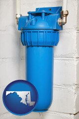 maryland a water treatment filter