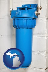 michigan a water treatment filter