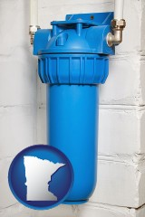minnesota a water treatment filter