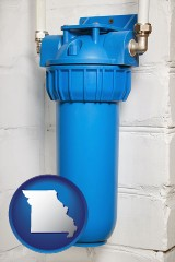 missouri a water treatment filter
